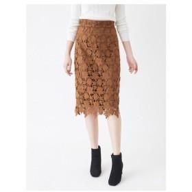 titivate(ティティベイト)レースタイトスカート