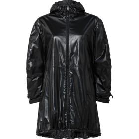 Prada フーデッド コート - ブラック