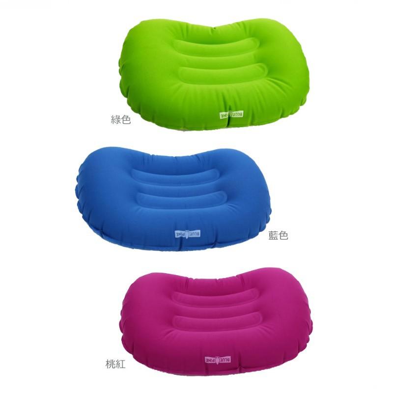 青松-新型兩用氣閥 旅行充氣枕