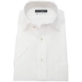 (ブルーム) BLOOM ヒロコ コシノ HIROKO KOSHINO 半袖ワイシャツ 2019夏 綿100% 形態安定 2 LL