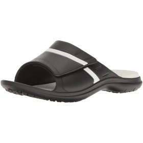 [クロックス] Modi Sport Slide 204144 066 Black/White (M7W9/25cm)