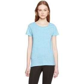 [ダルク]半袖 4.3オンス オーセンティック トライブレンド Tシャツ DL101 オーセンティック ターコイズ Lサイズ [レディース]