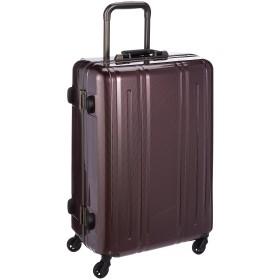 [エバウィン] 軽量スーツケース Be Narrow 静音キャスター 60L 67 cm 4.4kg パールカーボン