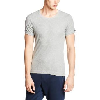 [ボディーワイルド] インナーシャツ BWB413N メンズ グレーモク 日本 L-(日本サイズL相当)