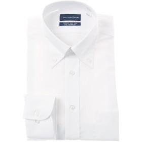 (ヨウフクノアオヤマ)洋服の青山 (クリスチャン オラーニ)CHRISTIAN ORANI 盛夏用 【清涼(R)】【長袖】【Ag Fresh】【ボタンダウン】スタンダードワイシャツ 39cm80cm CN301