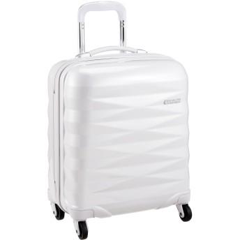[アメリカンツーリスター] スーツケース キャリーケース クリスタライト スピナー50 機内持ち込み可 保証付 32L 46 cm 2.8kg パールホワイト