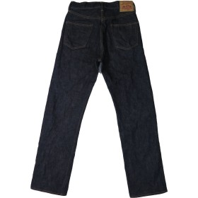 【TCBジーンズ】 1950'S ビンテージ ストレート/ワンウォッシュ TCB JEANES 1950 Vintage Denim 日本製 (38)