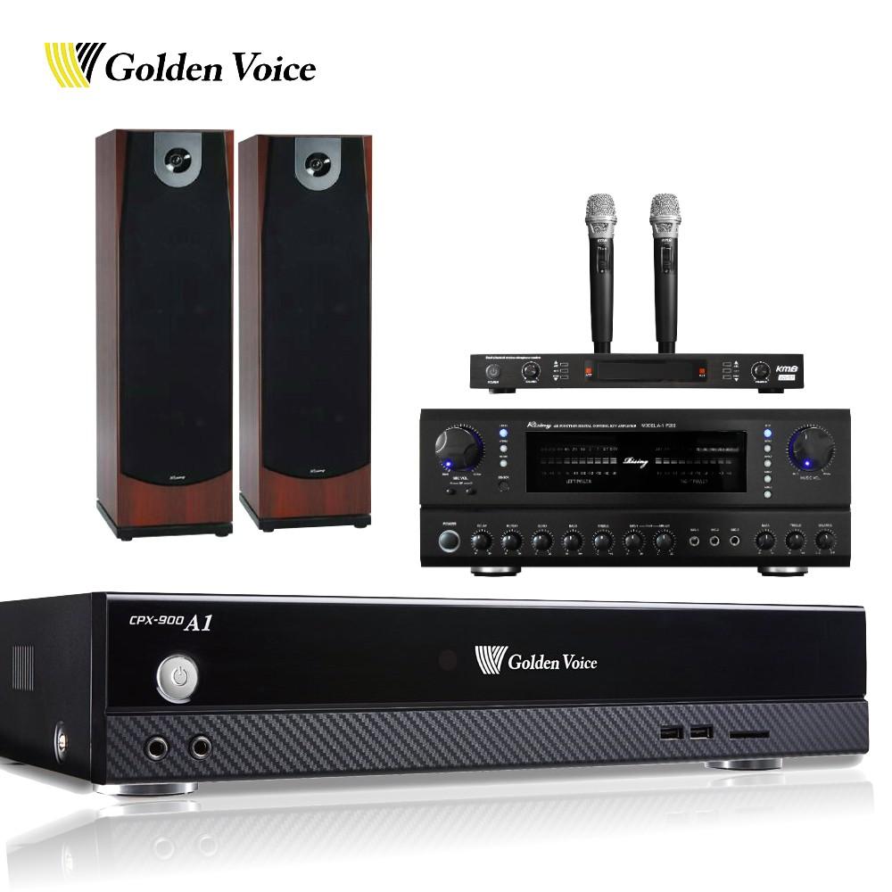 GoldenVoice 金嗓電腦 CPX-900 A1 卡拉OK組 點歌機 伴唱機 金嗓 卡拉OK 星光金選