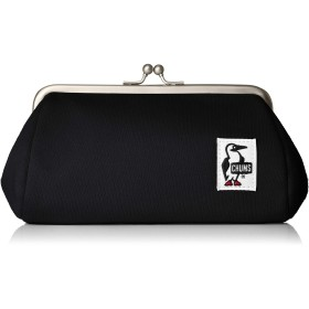 [チャムス] CHUMS Frog Pouch Sweat Black