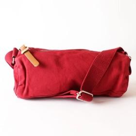 (Red)ButlerVernerSails/メンズ/レディース/キャンバスミニロールショルダーバッグ