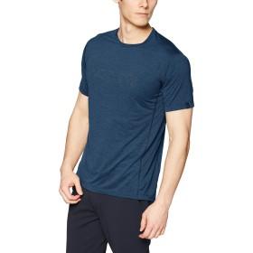 [ホグロフス] Tシャツ NORDRYGGEN SS TEE MEN ノードリゲンショートスリーブティー メンズ TARN BLUE SOLID UK L (日本サイズL相当)