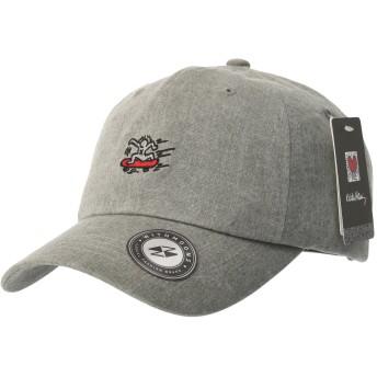 WITHMOONS野球帽キャップベースボールキャップ キースヘリング ポップ アート プリント スケートボーダーエンブロイダリーコットンハット フォーメンズ レディースCR1957(Grey)