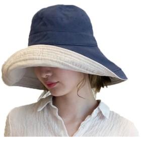 ハウス レディーズ 日よけ帽子 レディーズハット 折りたたみ可 UVカット帽子 レトロ 紫外線対策 サンバイザー 花柄 コットン フリーサイズ 春夏旅行 アウトドア 通気性 無地 黒い