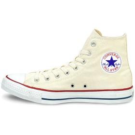 [コンバース] CONVERSE CANVAS ALL STAR HI キャンバス オールスター ハイ 定番 メンズ (US6/24.5cm, WHITE)
