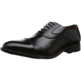 [エスメイク] ビジネスシューズ N-1210 BL ブラック 24.5