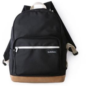 (バビリアン)Bubilian バビリアンSuede nubuck backpack リュック 5カラー (ブラック) [並行輸入品]