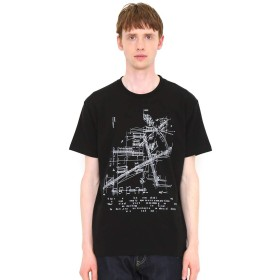 (グラニフ) graniph Tシャツ サウンドアーキテクト (ブラック) メンズ レディース SS (g01) (g14)