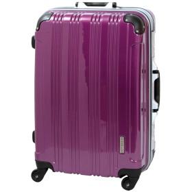 S型 ジェムストーン/ミラーKingdom 機内持込 スーツケース キャリーバッグ TSAロック搭載 超軽量 (1-3日用)