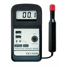 デジタル溶存酸素計[DO-5509](ブラック)