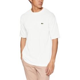 [ラコステ] TEE SHIRTS [公式] 成形横編みニットTシャツ メンズ オフホワイト 日本 004 (日本サイズL相当)