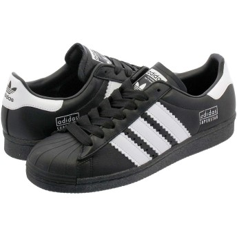 [アディダス] SUPERSTAR 80s CORE BLACK/RUNNING WHITE/CORE BLACK Originals 23.0cm