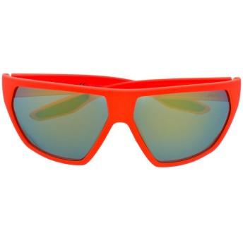 Prada Eyewear スポーツ サングラス - オレンジ