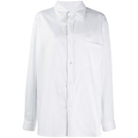 Maison Margiela ストライプ シャツ - ホワイト