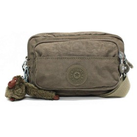 (キプリング) kipling WAISTBAG CONVERTIBLE TO SHOULDERBAG ベルトバッグ #K13975 77W TRUE BEIGE 並行輸入品