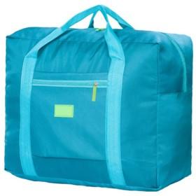旅行バッグ フォールディングバッグ スーツケースの持ち手に通せる トラベルバッグ 4種類 (グリーン)