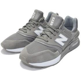 [ニューバランス] スニーカー シューズ 【MS997】 運動靴 (27.5cm, GREY(030))
