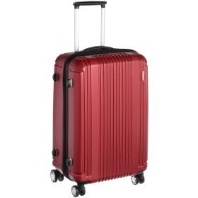 [バーマス]BERMAS スーツケース PRESTIGEII 56cm 49L 3.4kg ポーチ付 ファスナータイプ HINOMOTOキャスター TSAロック 60263-44(ワイン)