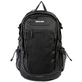 [モンスタークラウン]MONSTER CROWN レイヤ バックパック 2シリーズ(メッシュ)(Layer Backpack 2Series)[並行輸入品] (Black)