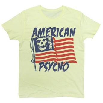 Tシャツ スカルモチーフでお馴染みミスフィッツ デザインTee