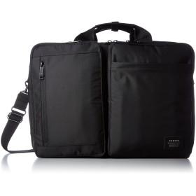 [ファービス] ビジネスバッグ3way メンズ FARVIS WIDE 45cmY付3wayEXブリーフ エキスパンド機能付き B4サイズ対応 2-603 クロ
