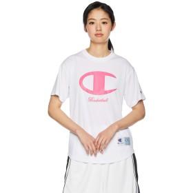 [チャンピオン] DRYSAVER Tシャツ バスケットボール CW-PB358 レディース ホワイト 日本 M (日本サイズM相当)
