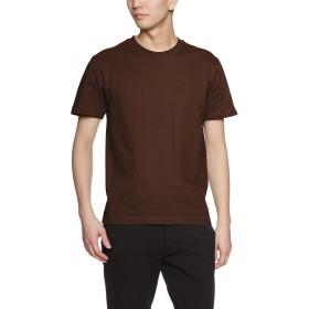 (ライフマックス)LIFEMAX(ライフマックス) 6.2oz ヘビーウェイトTシャツ MS1149(ユニセックス・無地) MS1149 5 ブラウン XXL