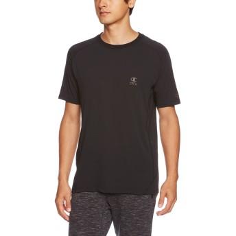 [チャンピオン] Tシャツ CPFU C3-LS301 メンズ ブラック 日本 L (日本サイズL相当)