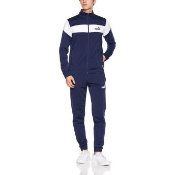 [プーマ] トレーニングウェア トレーニングスーツ [メンズ] 844173 ピーコート (06) 日本 L (日本サイズL相当)