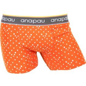 (アナパウ) anapau ボクサーパンツ メンズ 下着 男性 パンダドット
