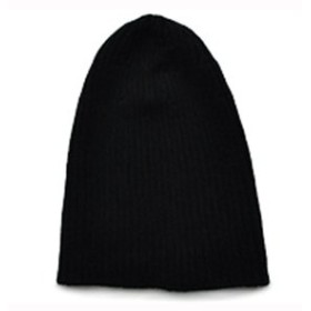 (エッジシティー)EdgeCity[000390]-KAIteki-カイテキシームレスリブニットキャップ 日本製 ニット帽子 男性 夏用 医療用帽子