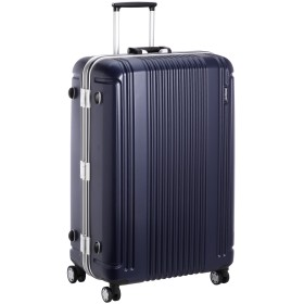 [バーマス] スーツケース フレーム プレステージ2 双輪 4輪 60267 ネイビー 97L 73 cm 5.4kg