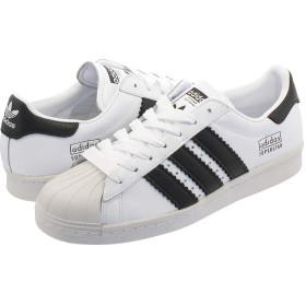 [アディダス] SUPERSTAR 80s RUNNING WHITE/CORE BLACK/CRYSTAL WHITE Originals 26.5cm