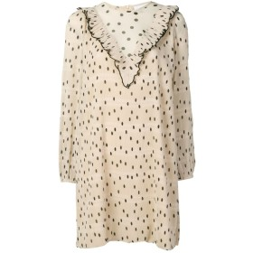 Ganni Tapioca ドレス - ニュートラル