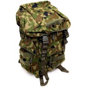 ストームクロス (STORMCROS) リュックサック リュック パット付き 自衛隊 陸自迷彩 迷彩 ミリタリー カモフラ バッグ