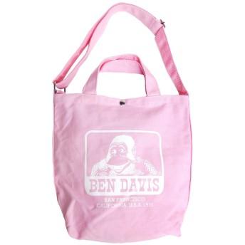 BEN DAVIS ベンデイビス 2WAY スモールトートバッグ BDW-9231K
