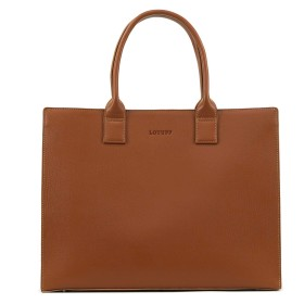 並行輸入品 LOTUFF ロトプ Leather Tote Briefcase LO-2805