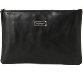 (ビージルシヨシダ)B印 YOSHIDA/ボストンバッグ WACKO MARIA × PORTER/別注 Clutch Bag BLACK×BLACK ONE SIZE