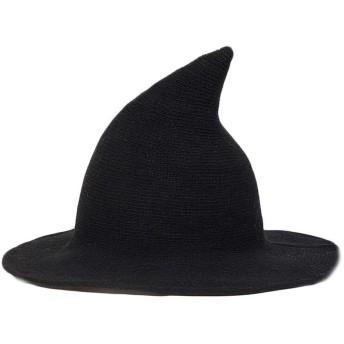 (ゴールデン ドリーミング)Golden Dreaming 魔女帽子 漁夫帽子 ファッション 可愛い おしゃれ 秋冬季 防寒 (1)