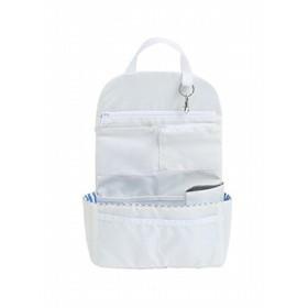 Gucciny&Co収納名人【リュックインナーバッグ】Mサイズ bag-342 (ホワイト)