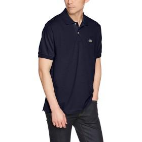 (ラコステ)LACOSTE ラコステL.12.12ポロシャツ(無地・半袖) L1212AL 166 ネイビー 002